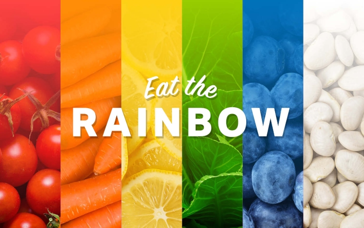 Eating The Rainbow Heart Health